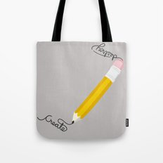 Create or Destroy Tote Bag