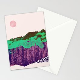 Lost track Stationery Cards