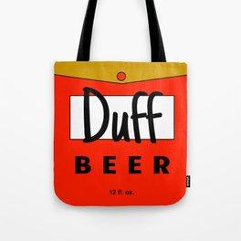 Duff beer Tote Bag