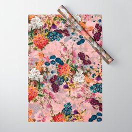 Summer Botanical Garden VIII - II Wrapping Paper