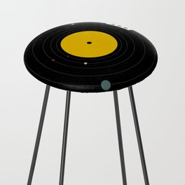 Music, Everywhere Counter Stool