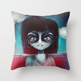 What lies Throw Pillow