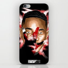 West Ken X SoulBrothaARTS iPhone Skin