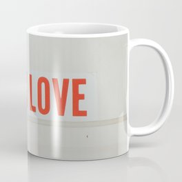 think love Coffee Mug