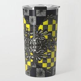 Prophet in the Pattern Travel Mug