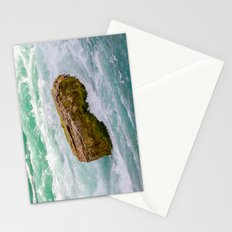 Solid as a rock Stationery Cards