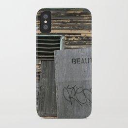 Beauty iPhone Case