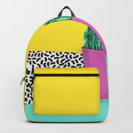 Cactus Fries 90s Style Backpack