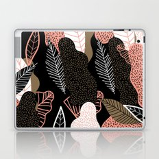 Naive Black Laptop & iPad Skin