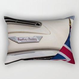 Vintage Car 10 Rectangular Pillow