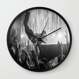 Elton#John Print Canvas, I'm Still Standing Custom Canvas, Music Poster Canvas, Pianist Rolled Canva Wall Clock