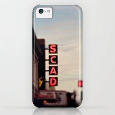 SCAD Slim Case iPhone 5c