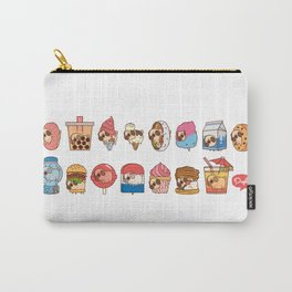 Puglie Food Collection 3 Carry-All Pouch
