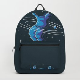 Space Hula Hoop Backpack