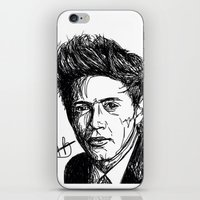 niall iPhone & iPod Skins featuring Niall Horan by Hollie B