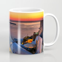 Santorini 19 Coffee Mug