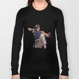 Jackie Chan Long Sleeve T-shirt