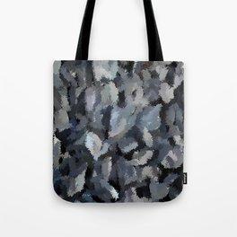 Shades of Gray Tapestry Tote Bag
