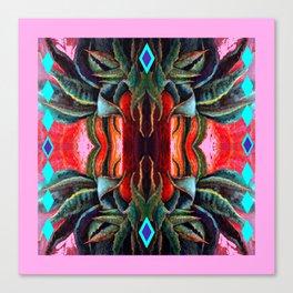 Southwest Metamorphosis abstract Canvas Print