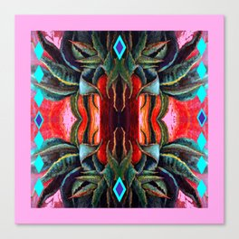 Southwest Metamorphosis abstract Canvas Print