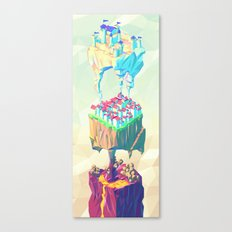 Triplex Canvas Print