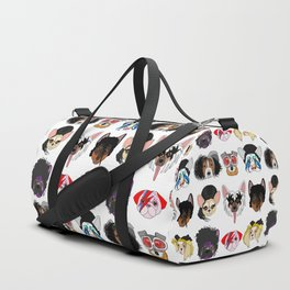 Pop Dogs Duffle Bag