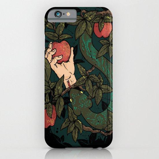 Original sin iPhone & iPod Case