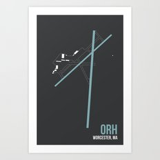 ORH Art Print