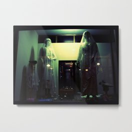 Ghost Light Brides Metal Print