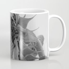 drooping sunflower Coffee Mug