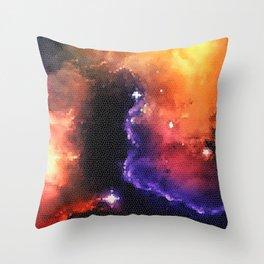 Stargazer Throw Pillow