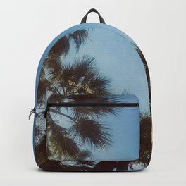 Palm Tree Photography Backpack