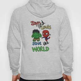 Zouis Saves the World Hoody