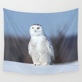 My favorite snowman Wall Tapestry