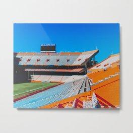 Gator Stadium, UF Metal Print