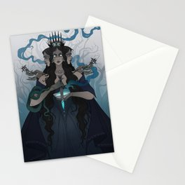 Hecate Triple form Stationery Cards