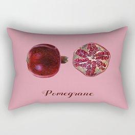 Pomegrane Rectangular Pillow