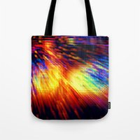 storm Tote Bags featuring Storm by 2sweet4words Designs