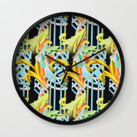 ballet Wall Clocks featuring Ballet by BellagioVista