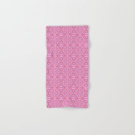 Pink Chive Hand & Bath Towel