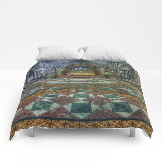 Soul Of My Saviour Comforters