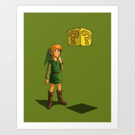What Do I Do With This? (Part 1) Art Print
