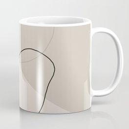 Abstract Shapes V Coffee Mug