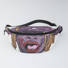 YOUNG THUG-ZOMBIE Art Fanny Pack