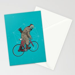 The Eternal Blue Sky Stationery Cards