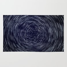Stars Long Exposure Rug