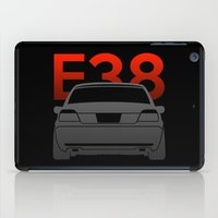 bmw iPad Cases featuring BMW E38 by Vehicle