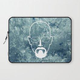 Breaking Blue Laptop Sleeve