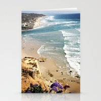 kevin russ Stationery Cards featuring For Kevin by urbs2494