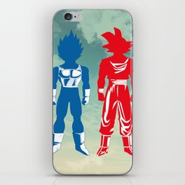 Warriors iPhone Skin